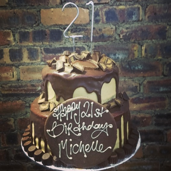 Birthday cake Glasgow Dixie Bakes.JPG