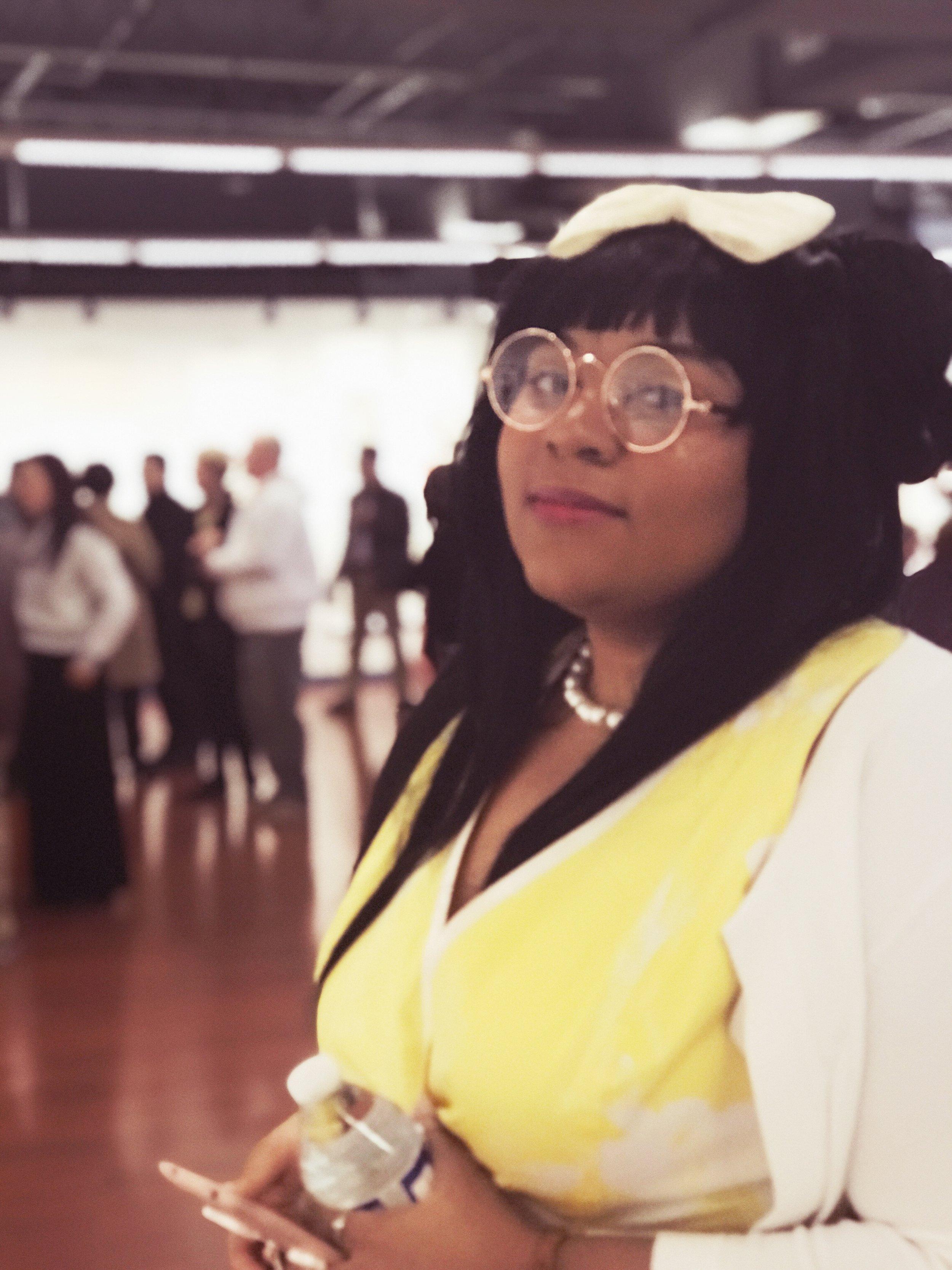 Magical Girl meets Art Exhibit