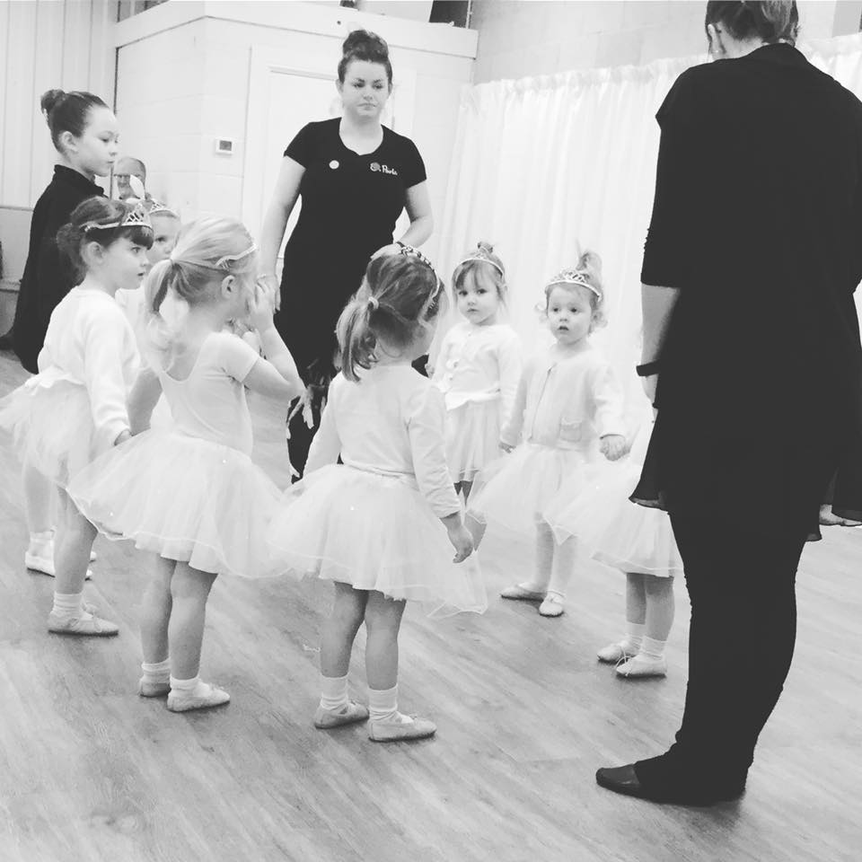 Our En Pointe 'Baby Ballet Dance Classes' in York