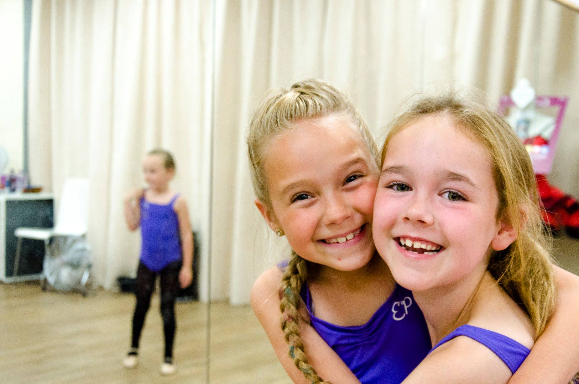 Our dancers at En Pointe make the strongest friendships