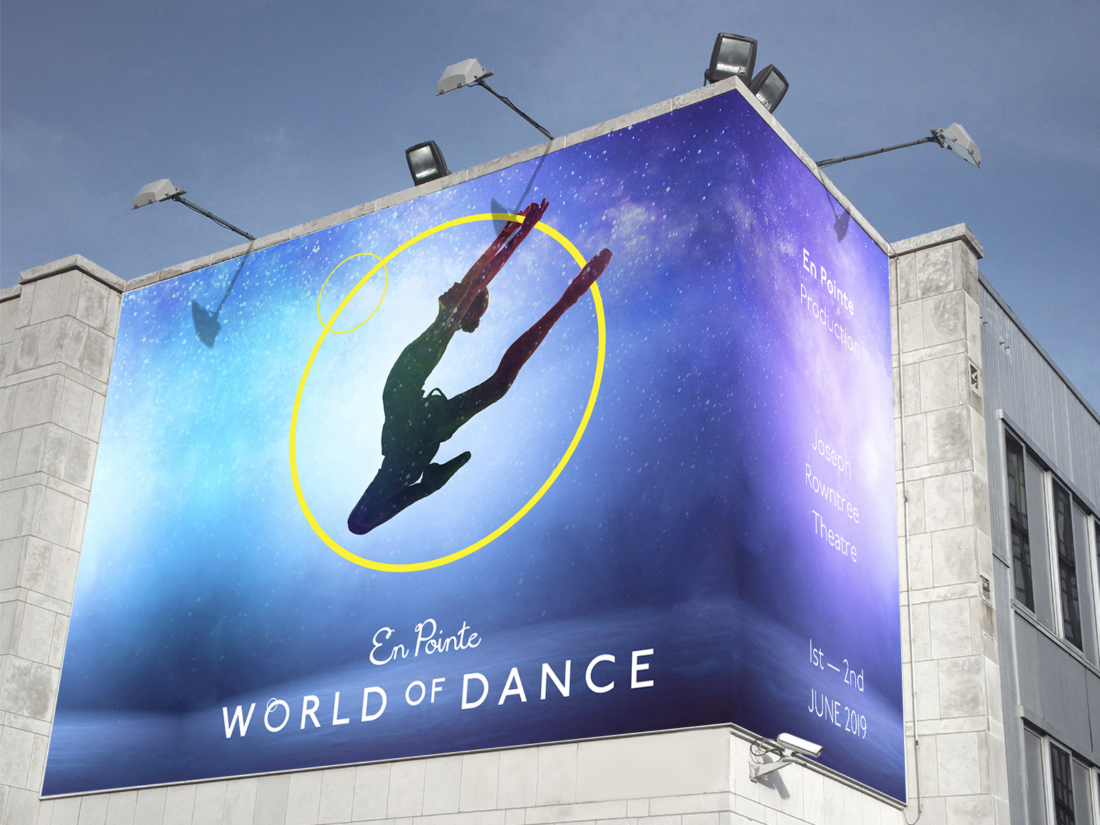 World of Dance 2019 an En Pointe Show at York's Joseph Rowntree Theatre