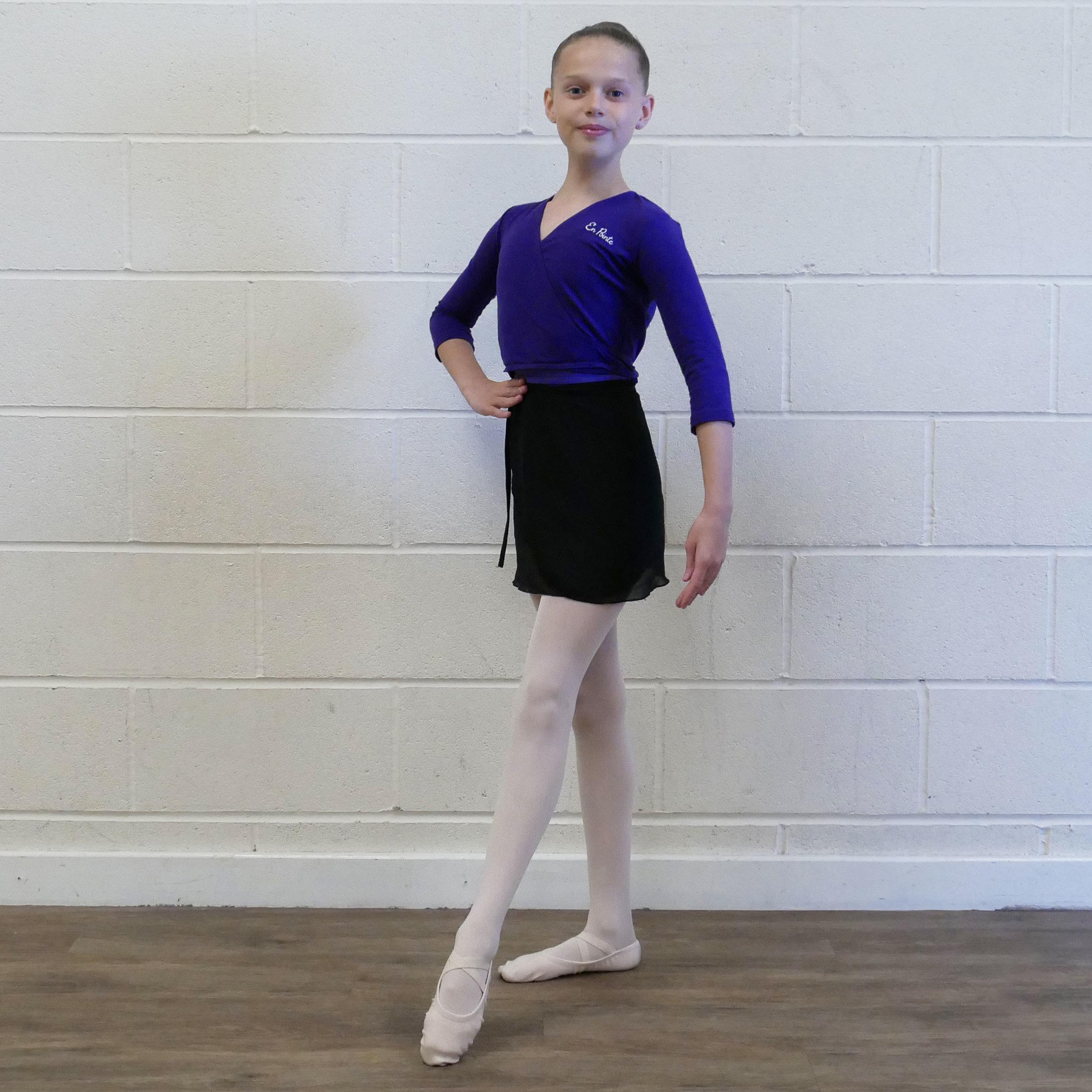 Royal Academy of Dance Grade 5 Ballet Dancer