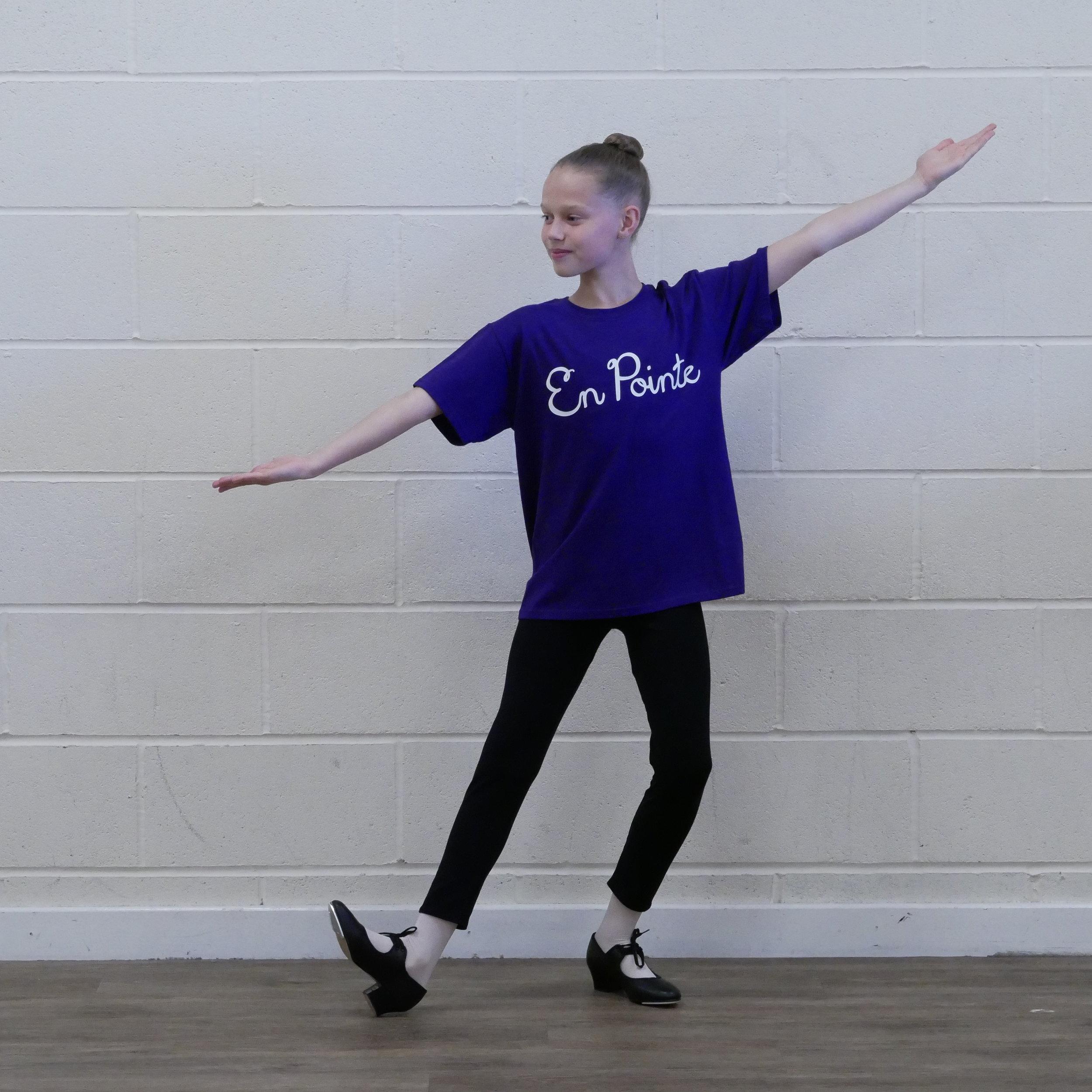 Tap dancing Classes in York at En Pointe Dance Studios