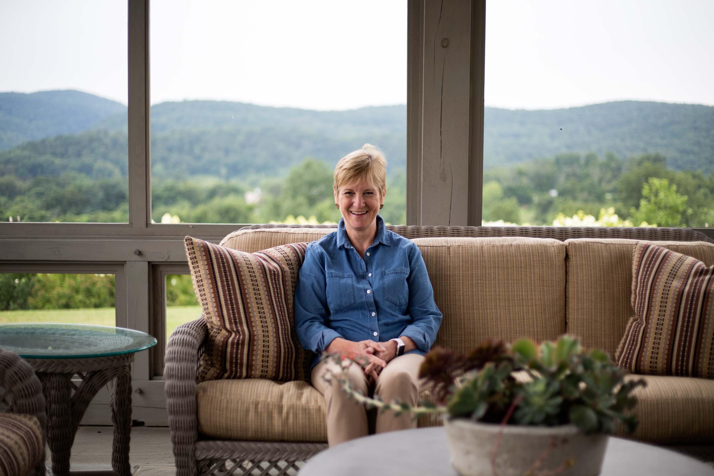 JANET OFFENSEND - Board Member