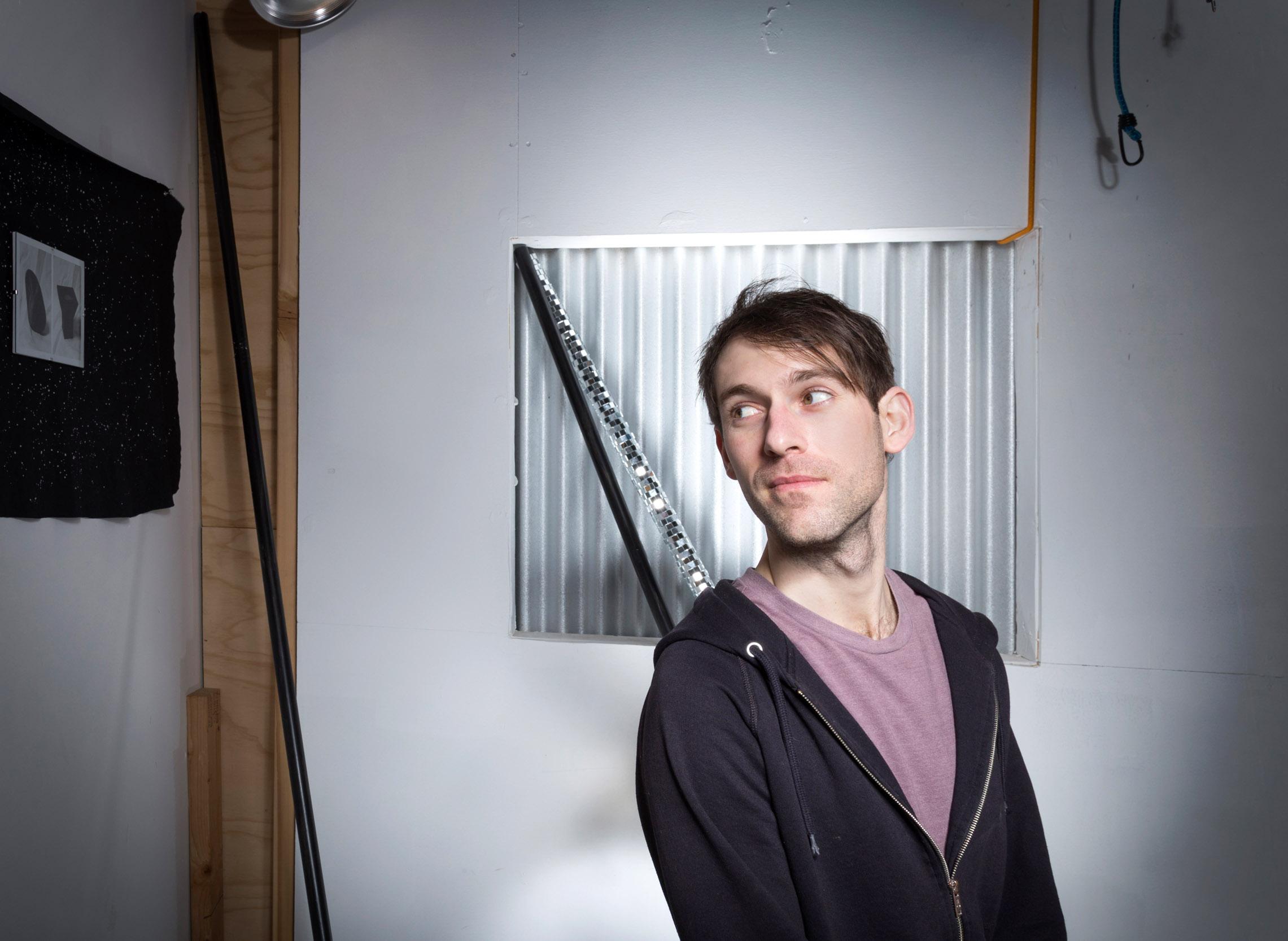 KEENAN BENNETT - Artist-in-Residence