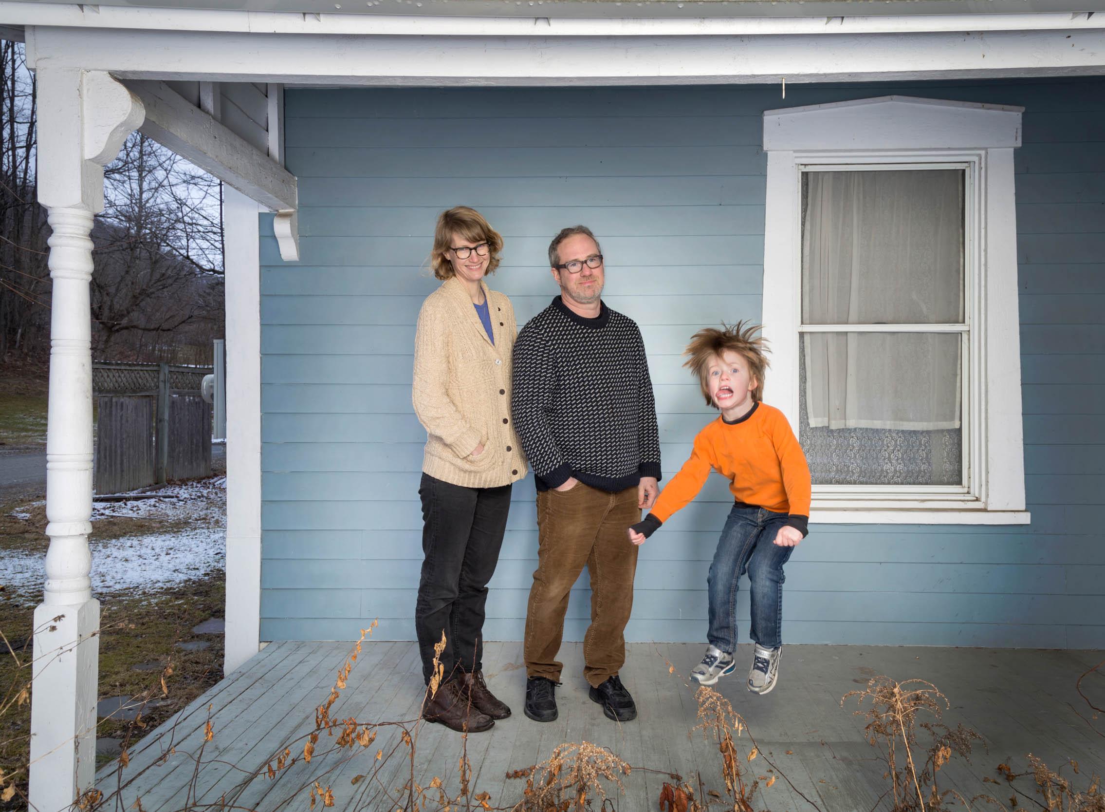 KARA HEARN AND BILL MILLER - Family Residents