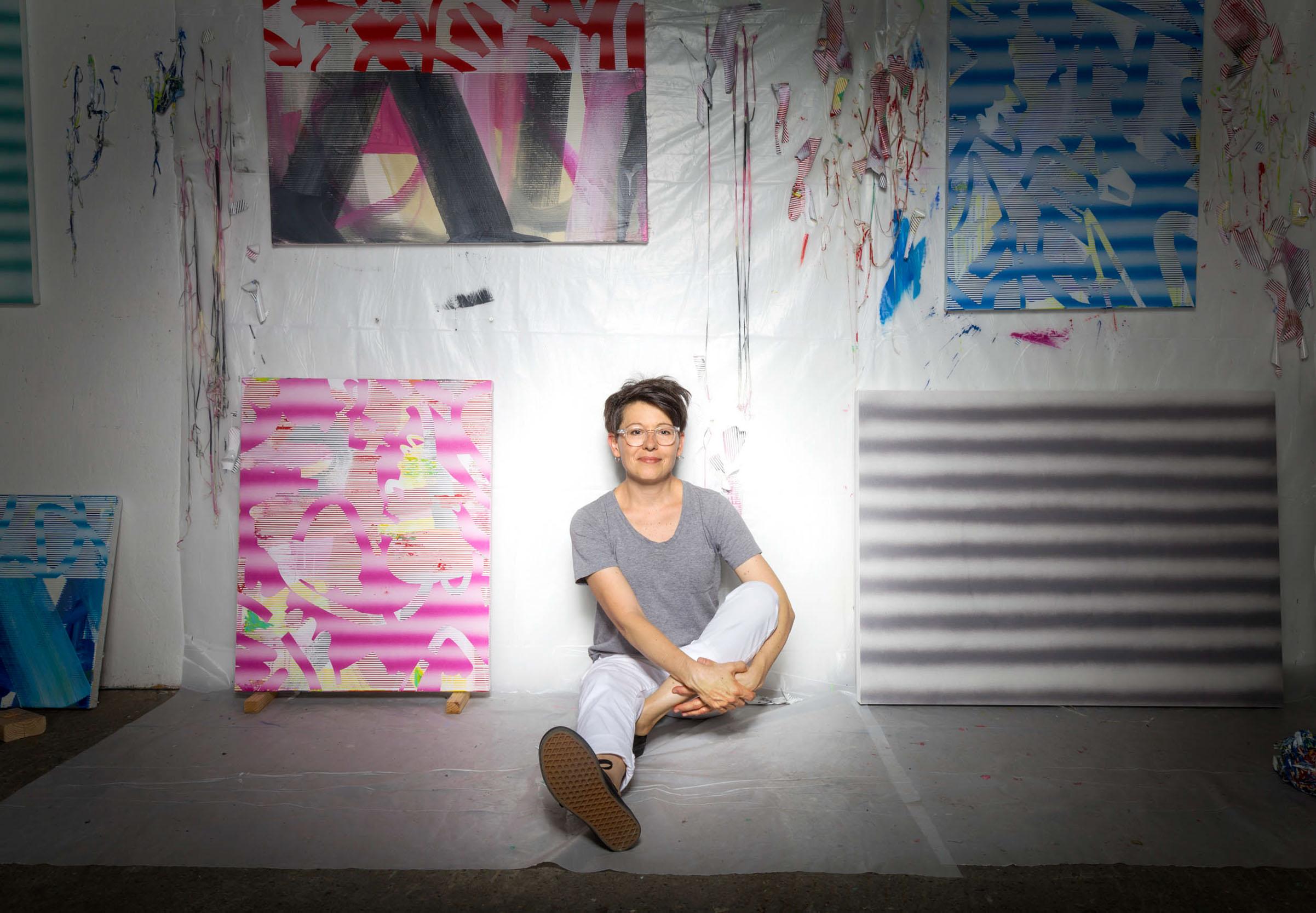 RUTH FREEMAN - Artist-in-Residence