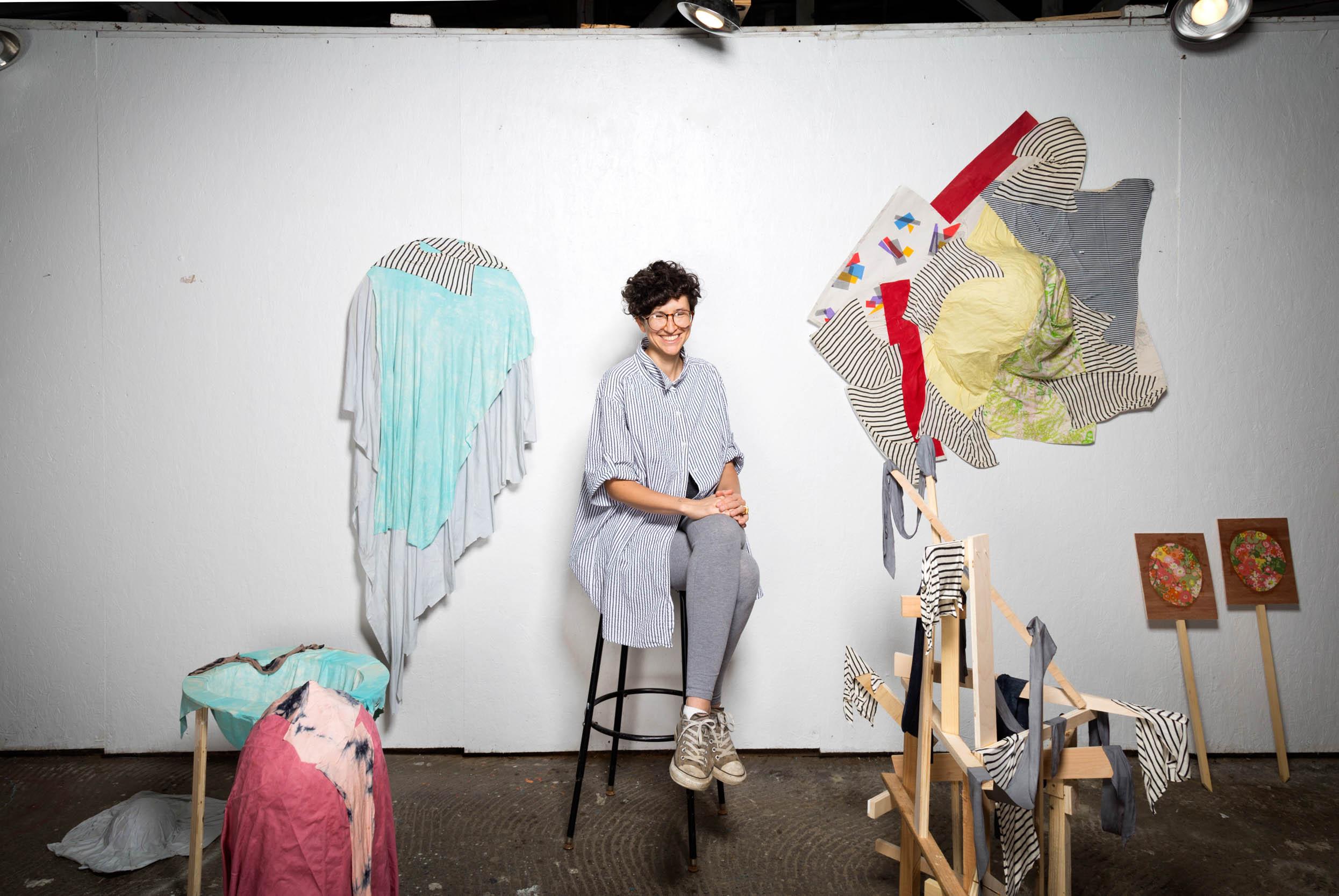 ELIZA FERNAND - Artist-in-Residence
