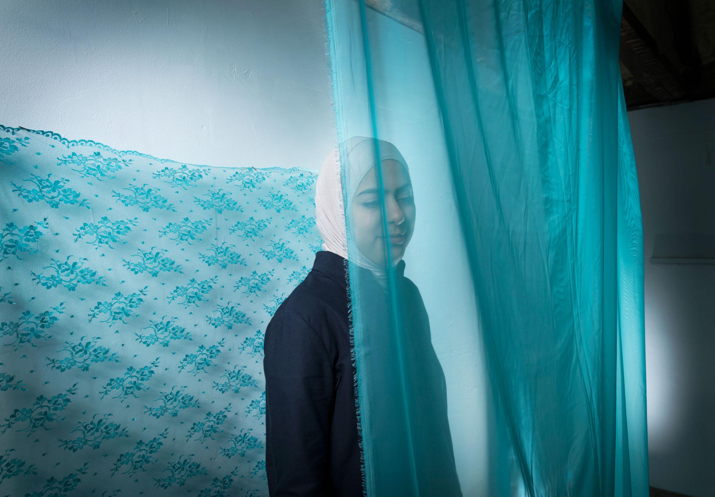 EMAN ALSHAWAF - Exhibition Artist