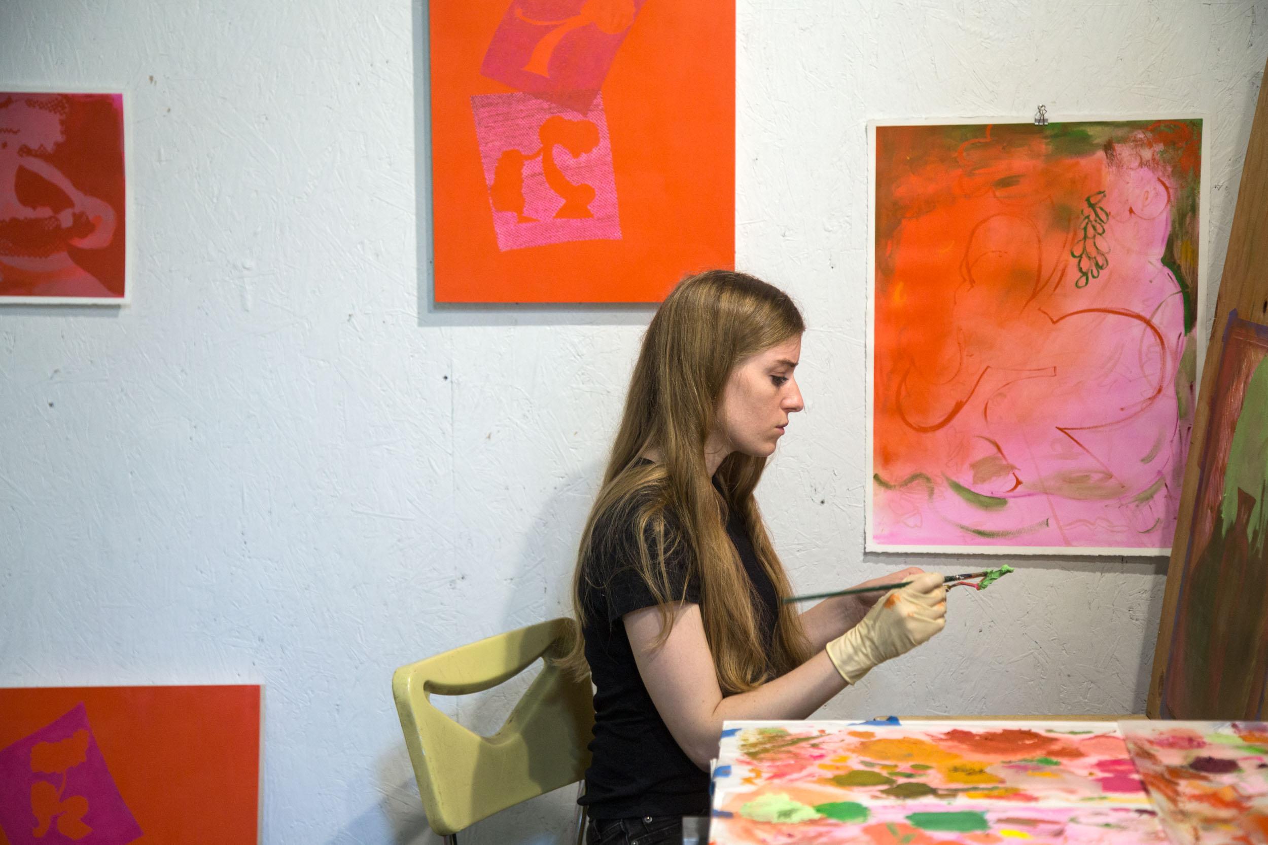 ELIZABETH ALLEN-CANNON - Artist-in-Residence