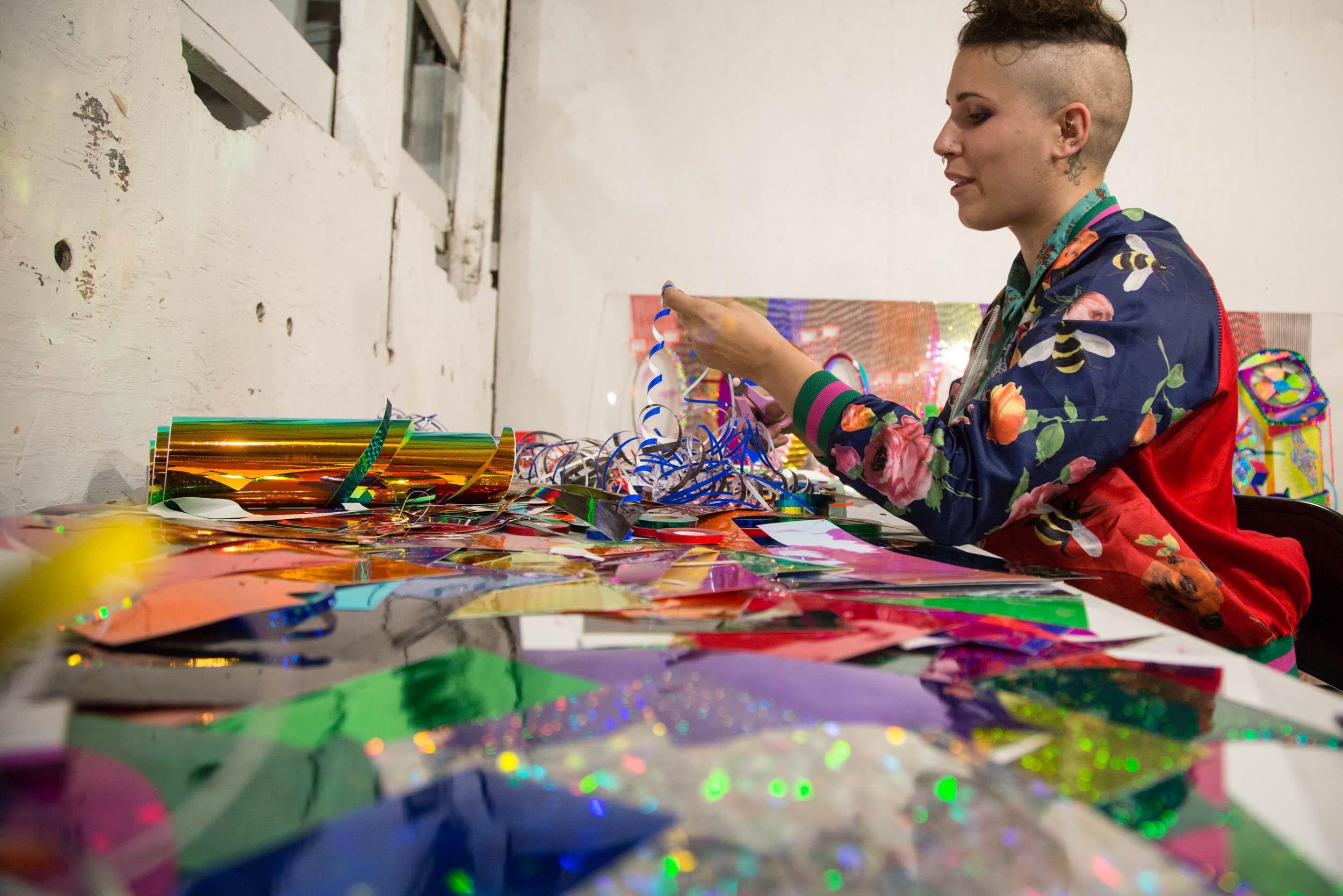 JOHANNAH HERR - Artist-in-Residence