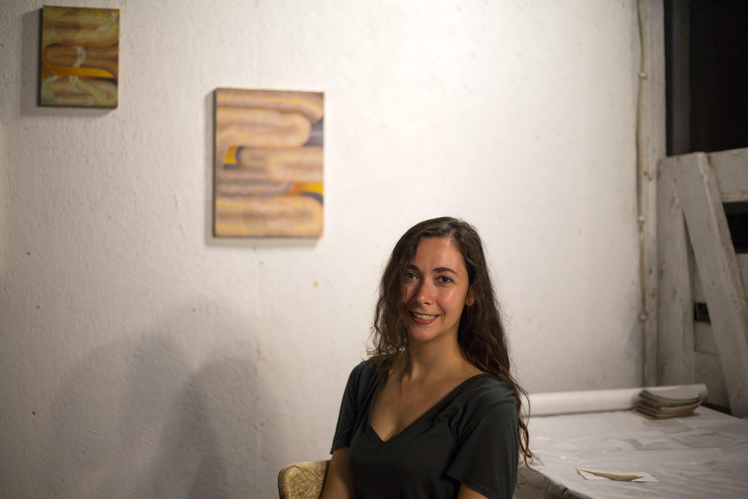 THERESA DADDEZIO - Artist-in-Residence