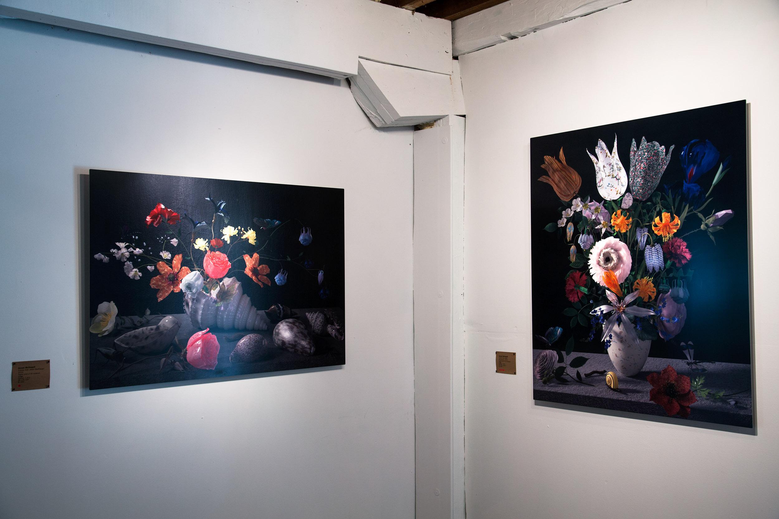 JESSYE MCDOWELL - Exhibition Artist