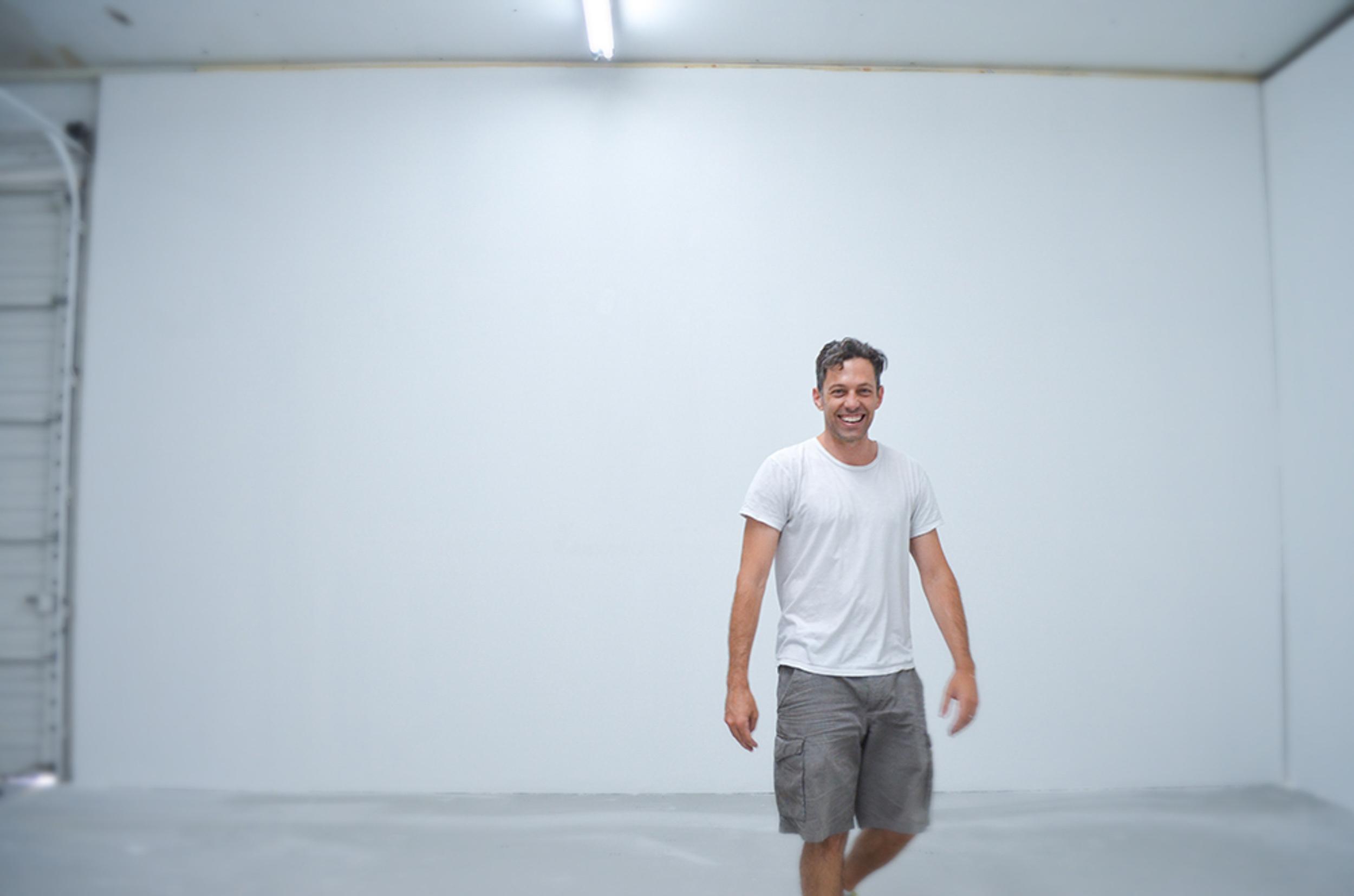 RYDER RICHARDS - Artist-in-Residence