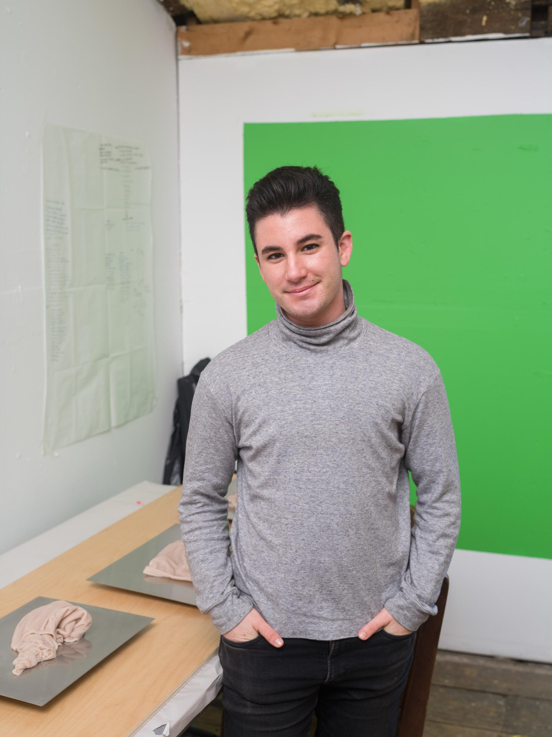 JOSEPH LIATELA - Artist-in-Residence