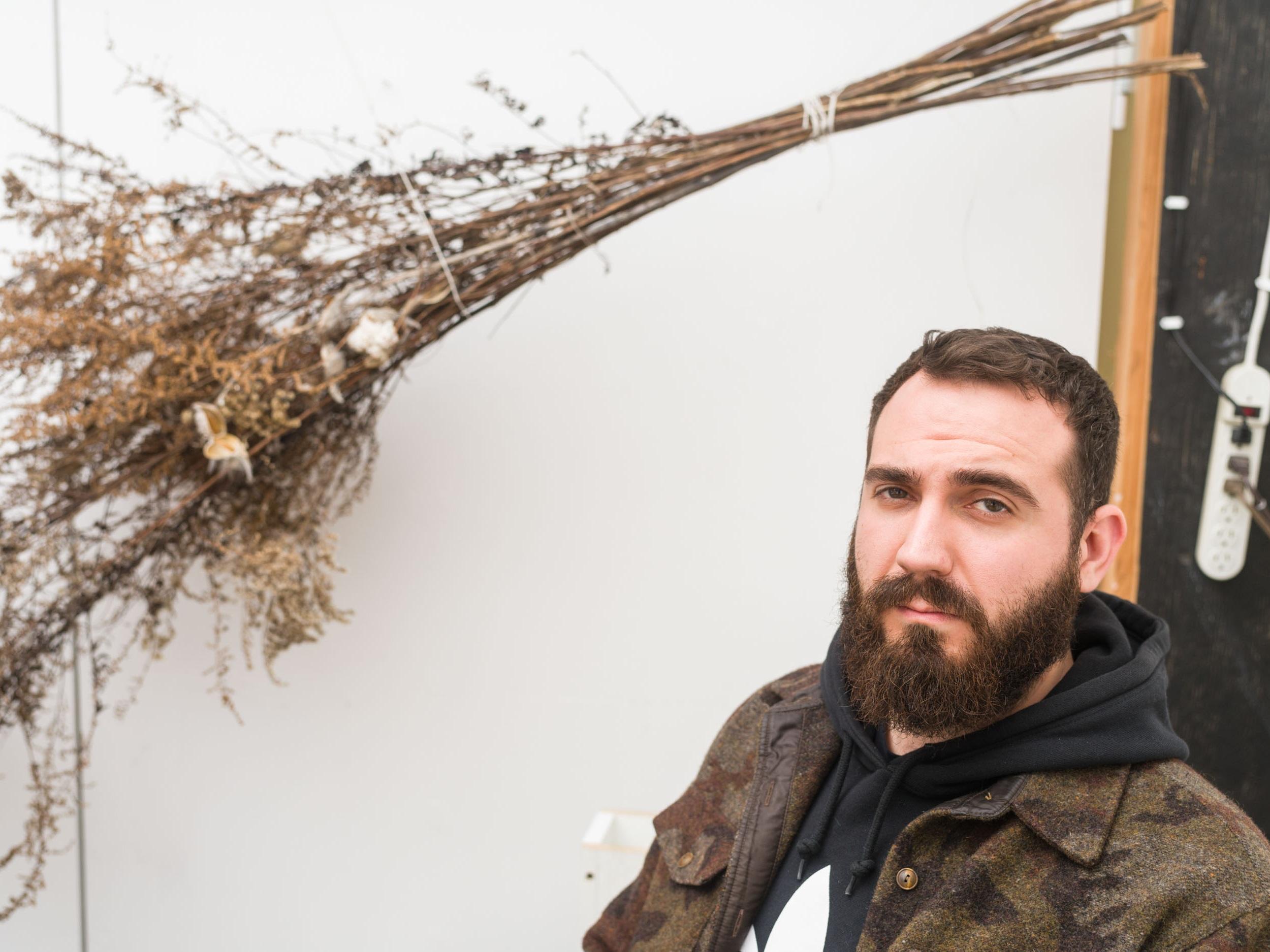 WILLIAM LENARD - Artist-in-Residence