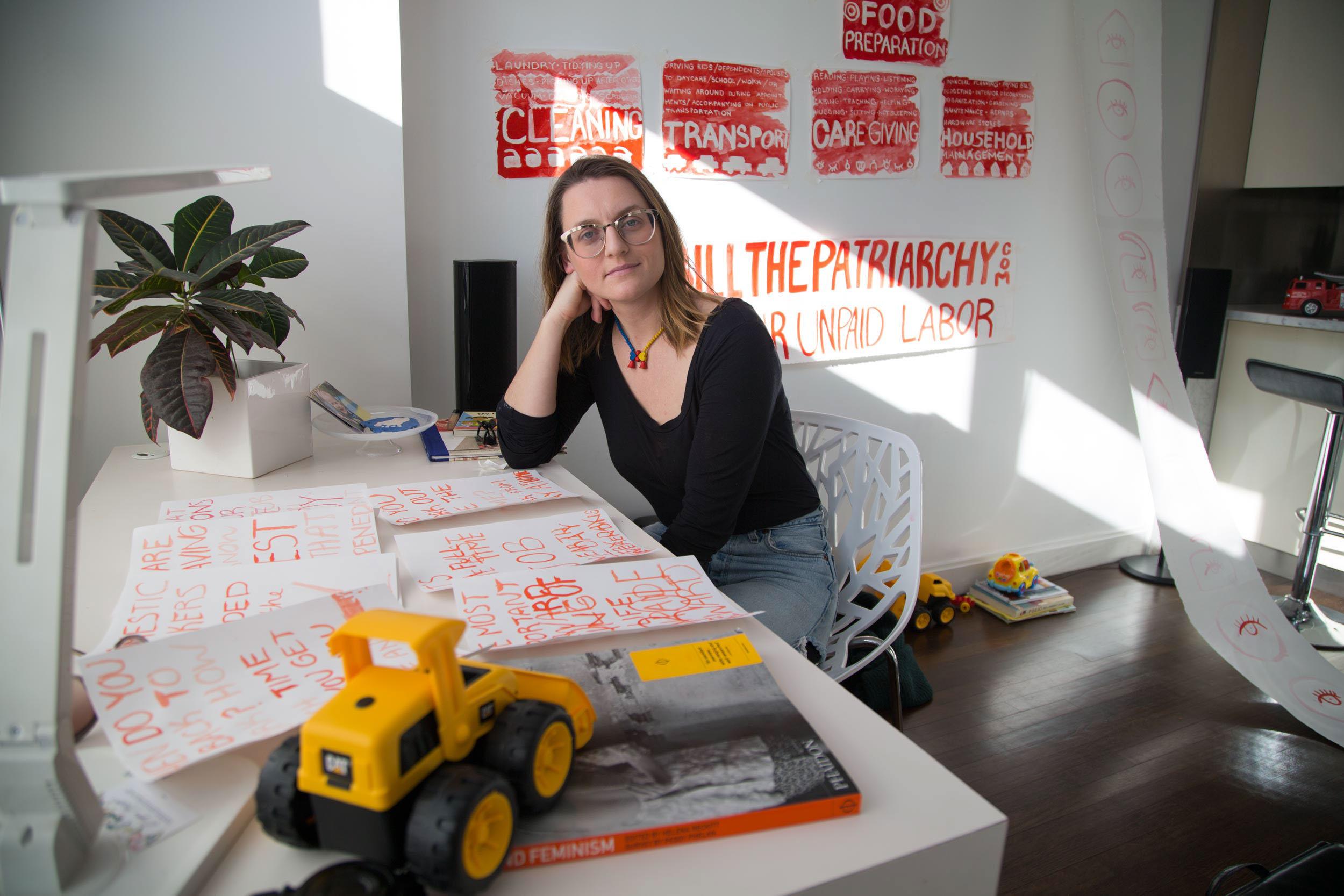 PATTI MACIESZ - Artist-in-Residence