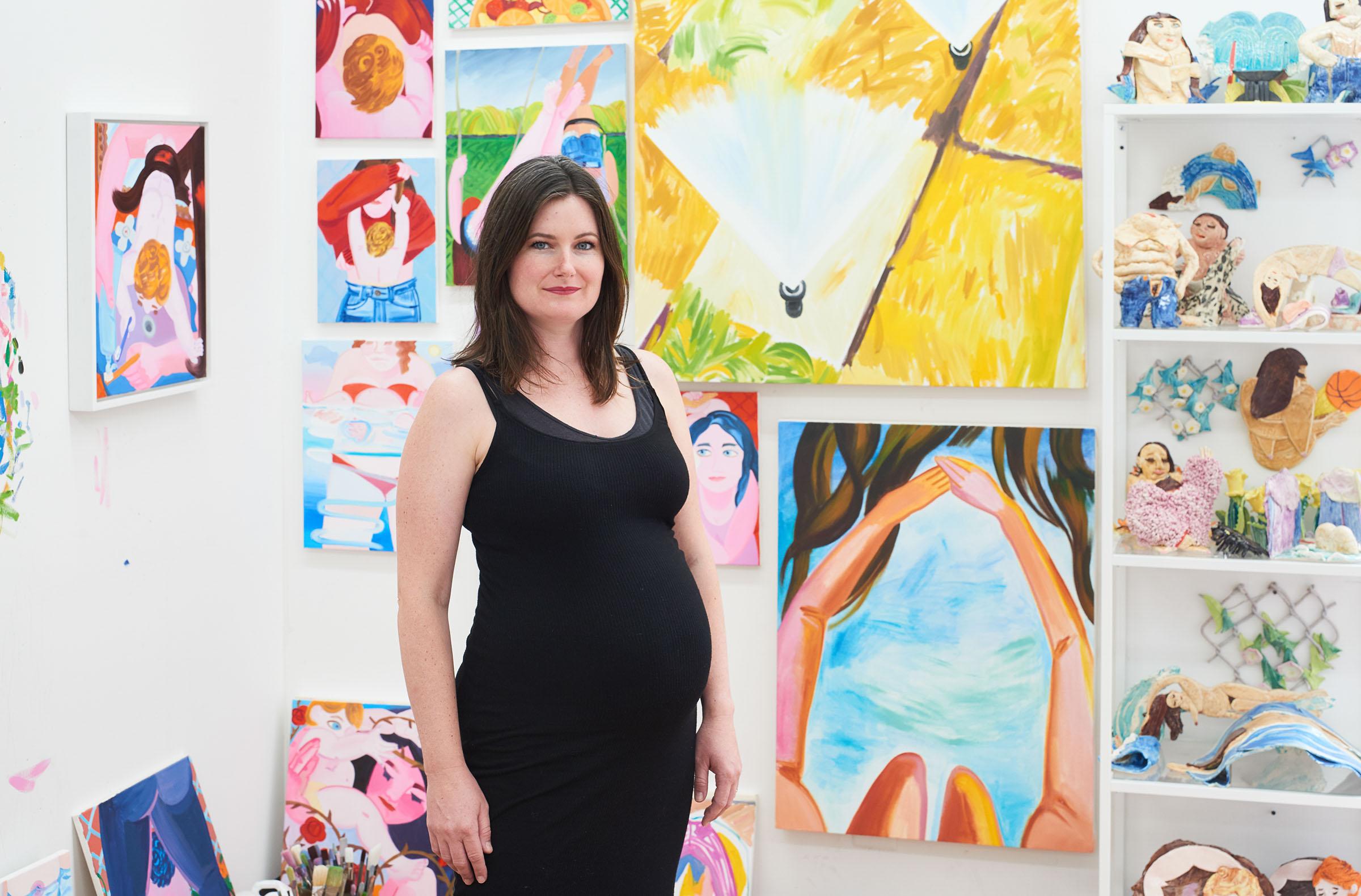 MADELINE DONAHUE - Artist-in-Residence