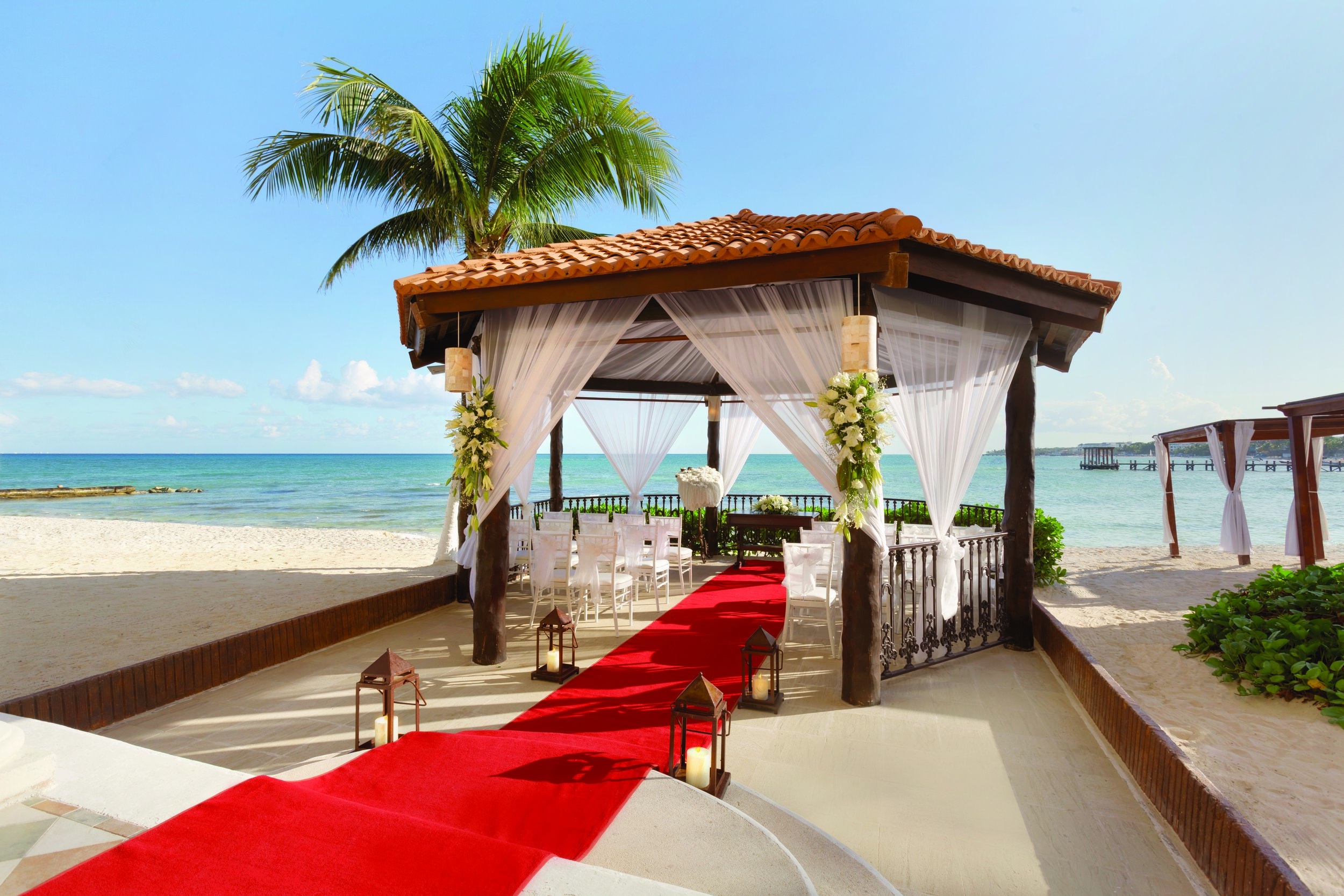Gran Porto Playa Del Carmen Wedding Gazebo