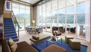 And for the more distinct and luxurious lovers, check out their Royal Loft Suite for a one of a kind experience.