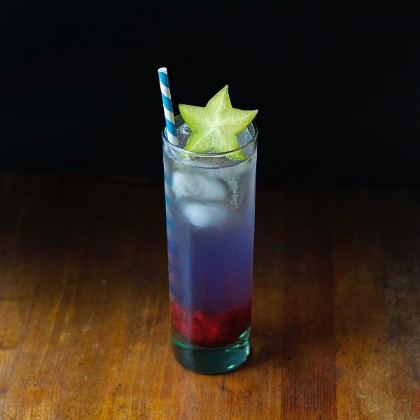 The Star - Aquarius Themed Cocktail