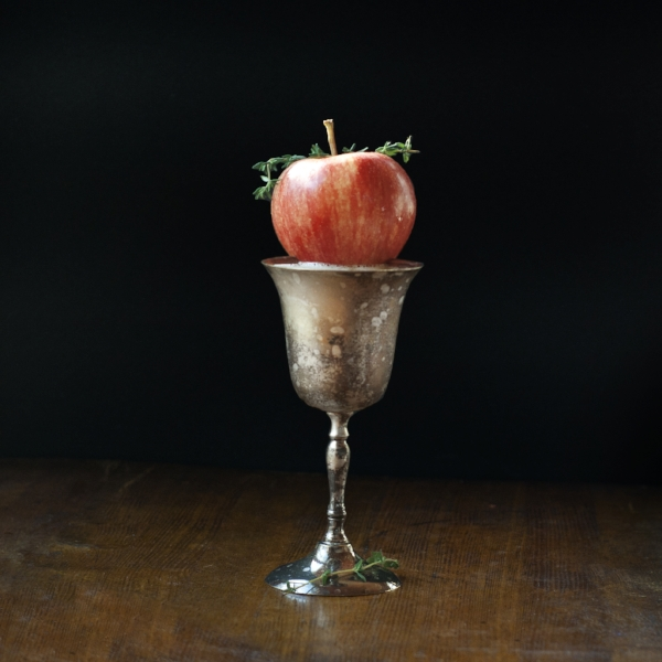 An Apple A Day - Ginger, apple, cucumber and rye cocktail