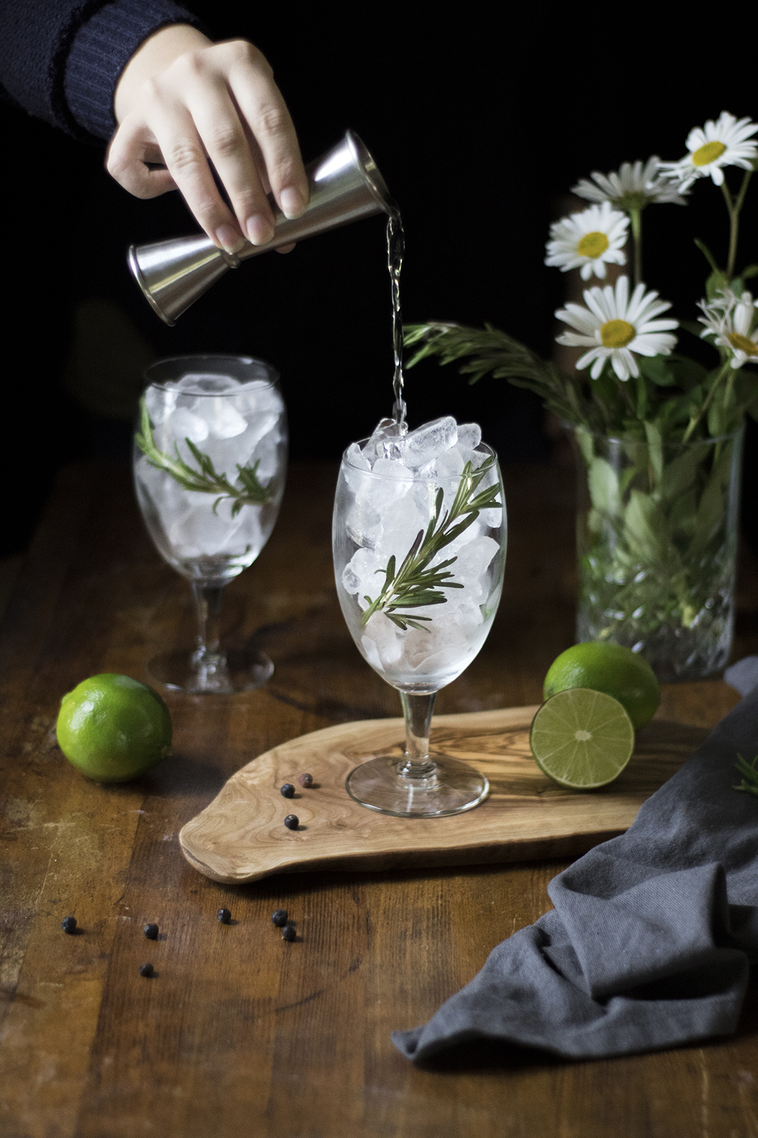 how to make the perfect gin and tonic