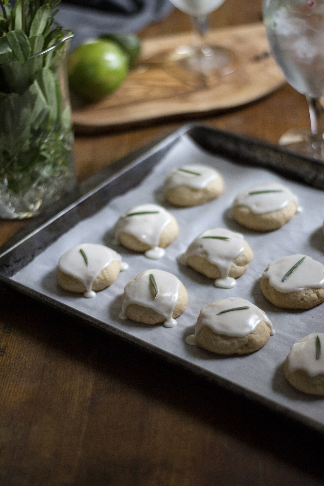 juniper lime cookies