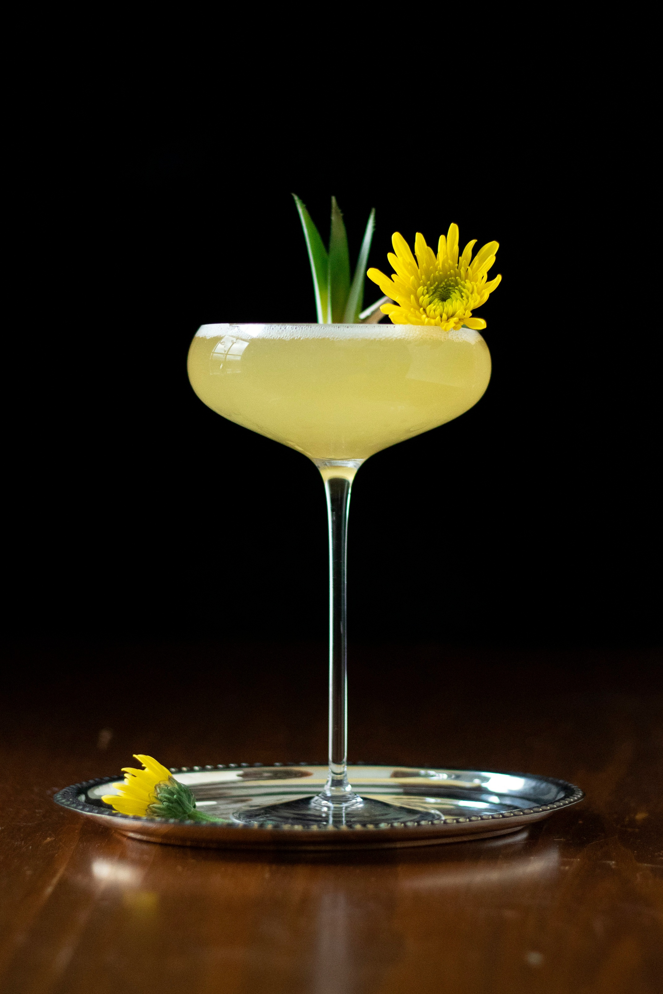 A margarita is a great example of balancing sweet and sour flavors, while enhancing them with salt.