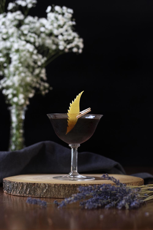 Piccolo Giardino Amaro Lucano cocktail