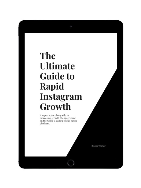 Ultimate Guide to Rapid Instagram Growth + Workbook