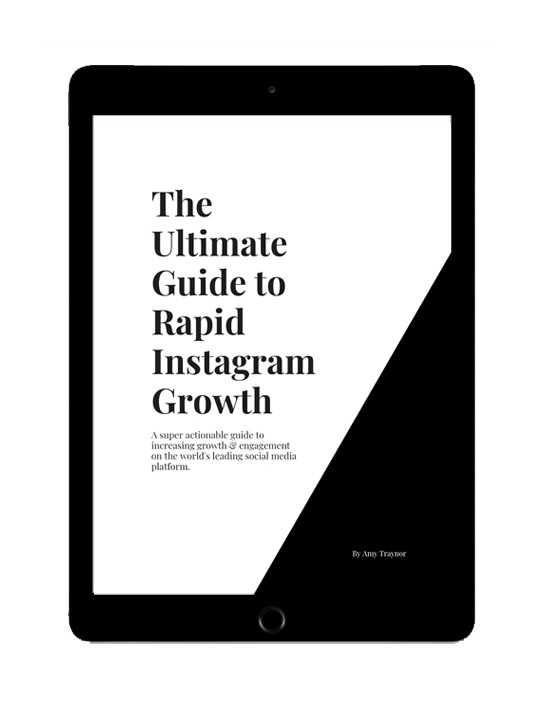 Ultimate guide to instagram growth for food and beverage bloggers