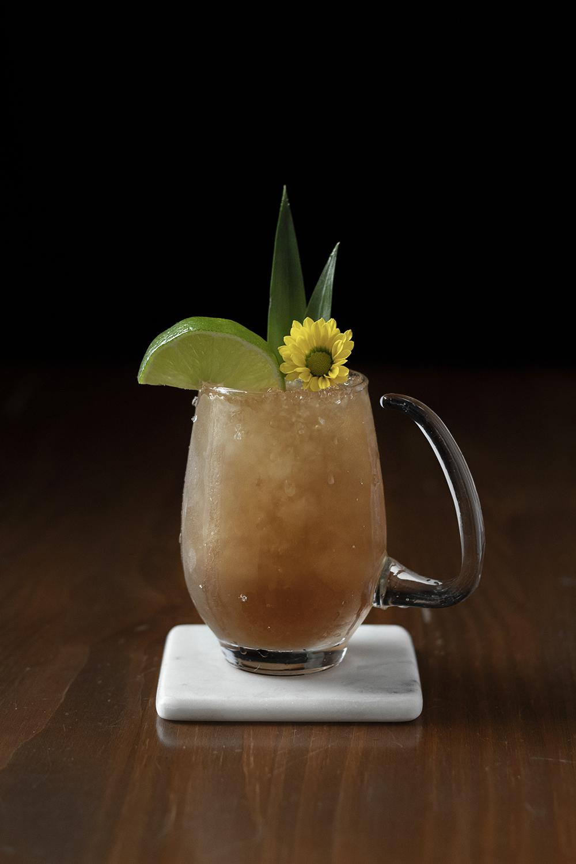 Fat Sailor tiki cocktail