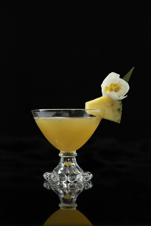 Pago Pago tiki cocktail