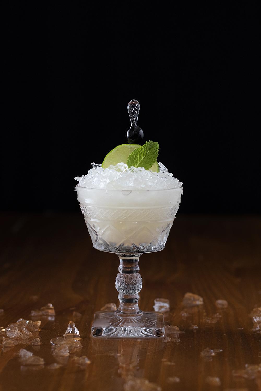 tiki margarita cocktail
