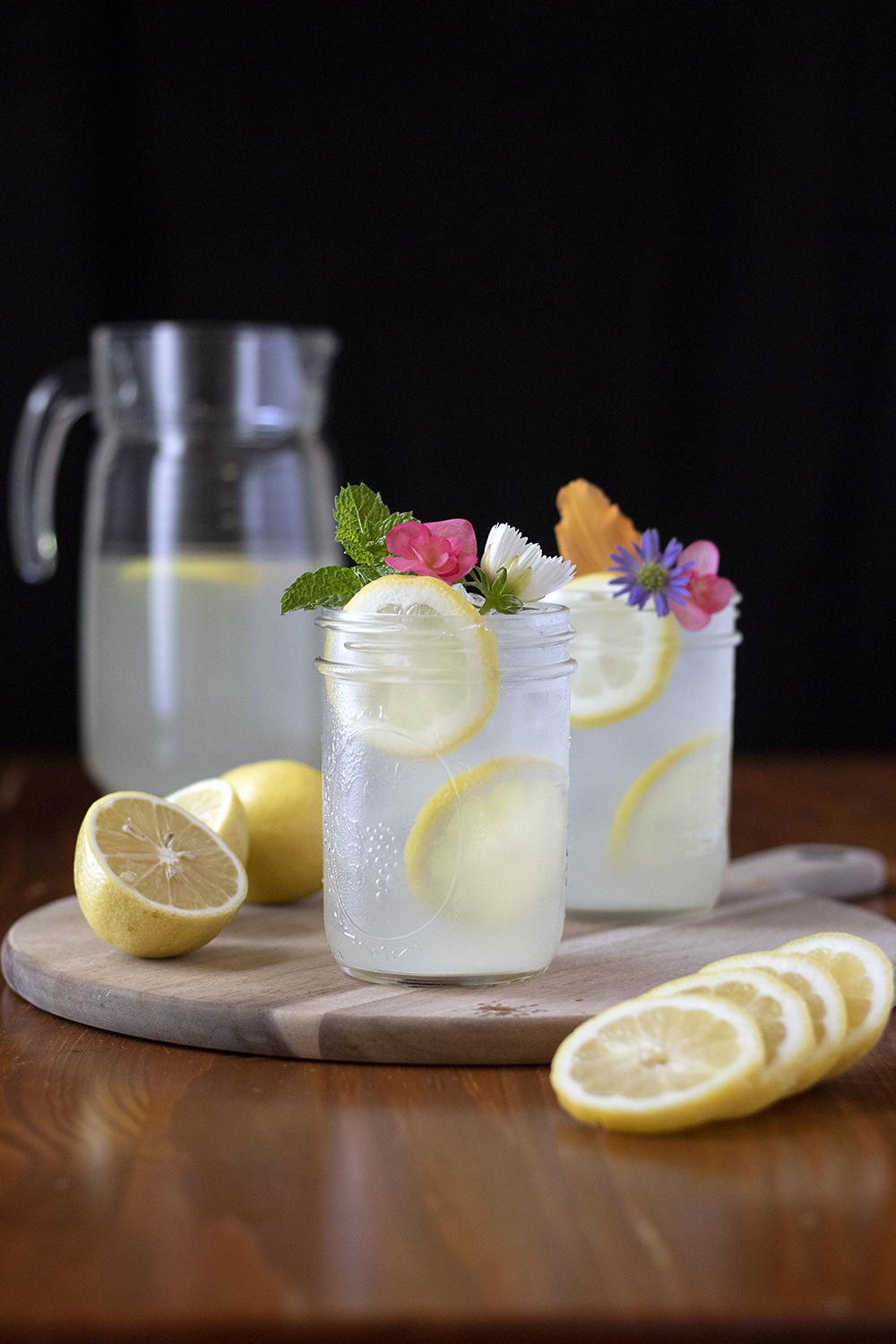 The best lemonade recipe ever. seriously. Lemonade with oleo saccharum