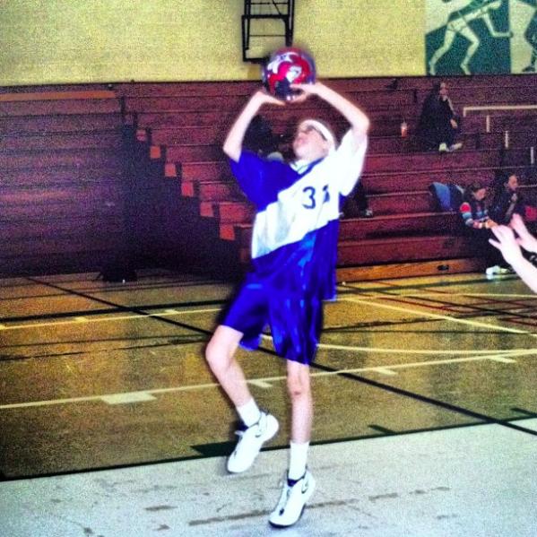 Xandra Yantzi Young Basketball