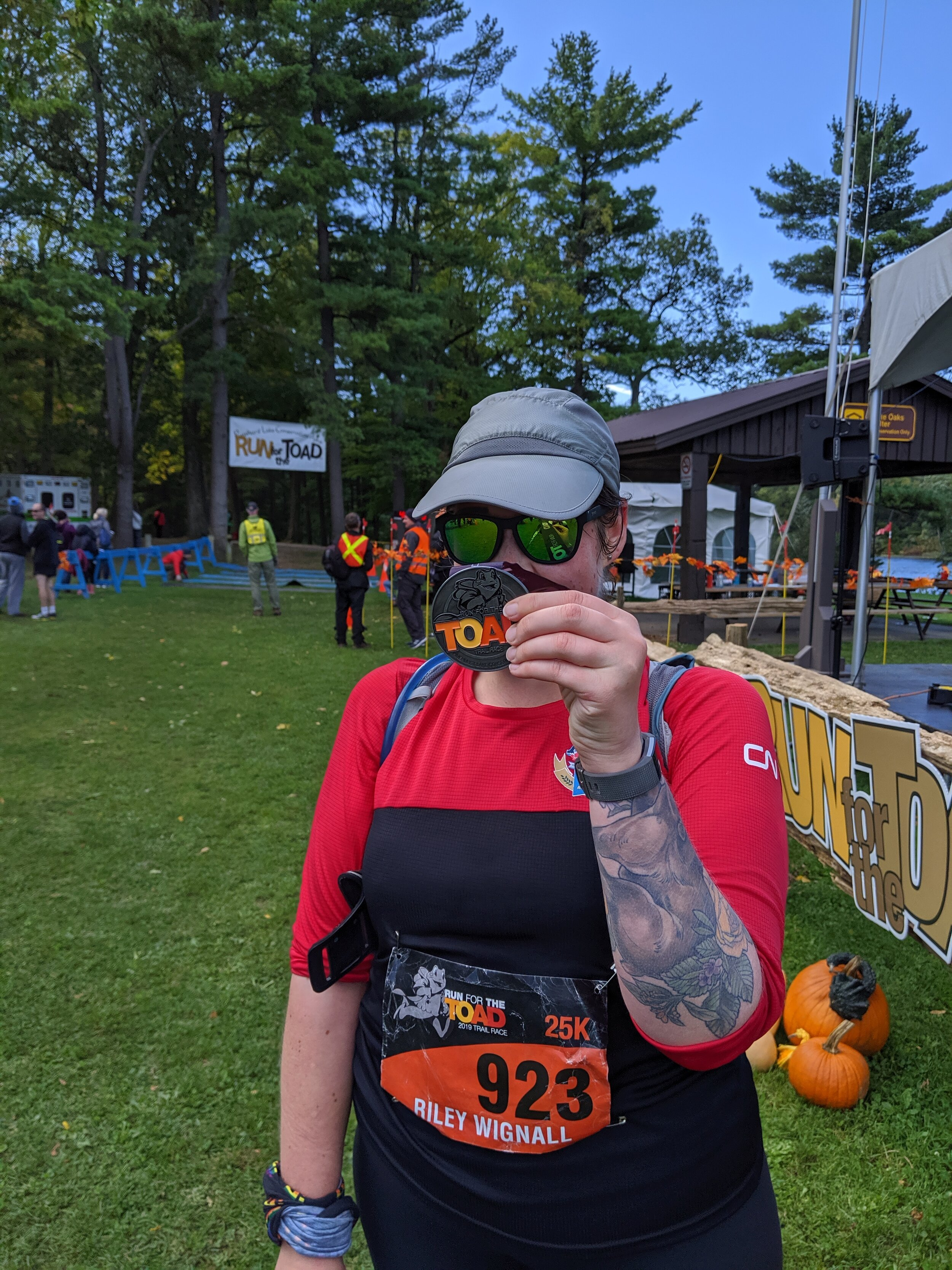 RunForTheToad2019_FinishersMedal