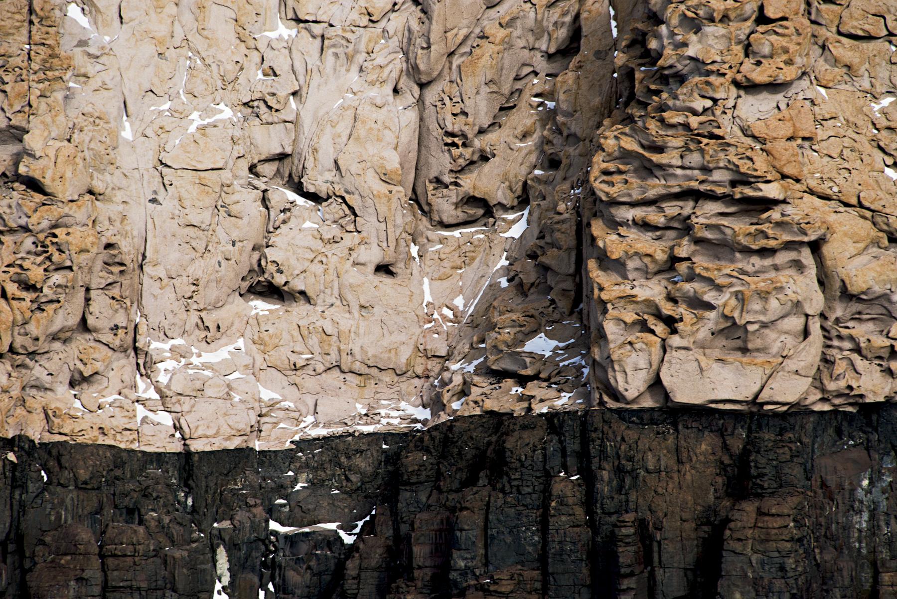 Dolerite and Sandstone, Saint Johns Range