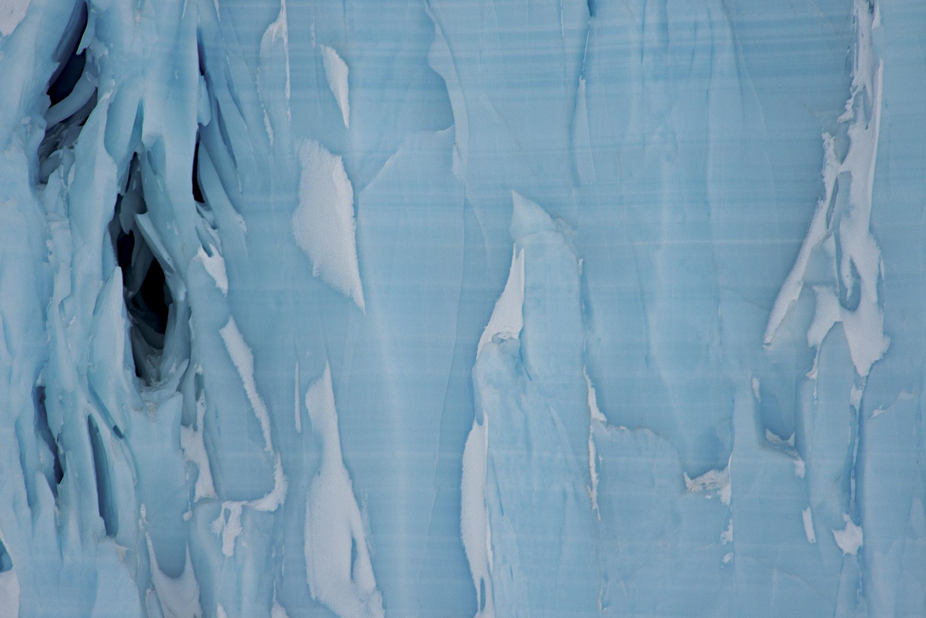 Glacial Composition, Cape Evans