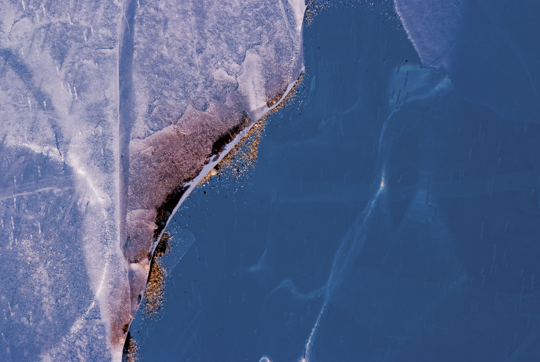 Frozen Atmosphere, Lake Vanda