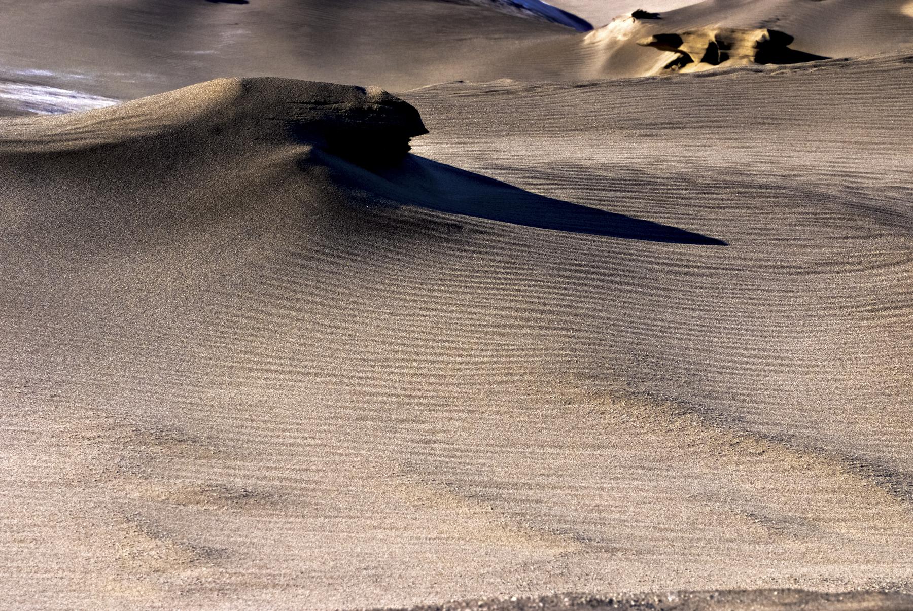 Restricted Zone, Victoria Valley Sand Dunes