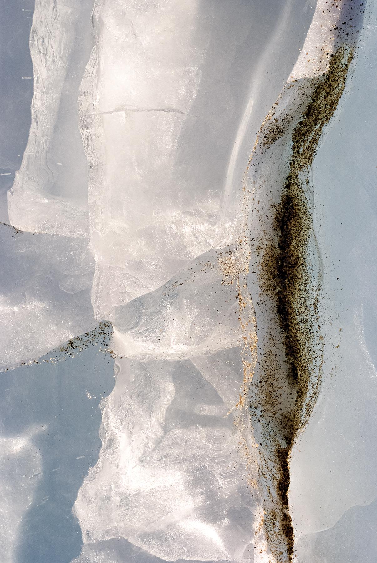 Silt and Ice, Lake Vanda