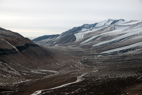 The Dry Valleys
