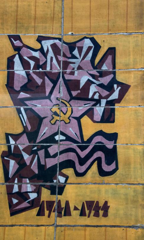 Soviet Wall Art