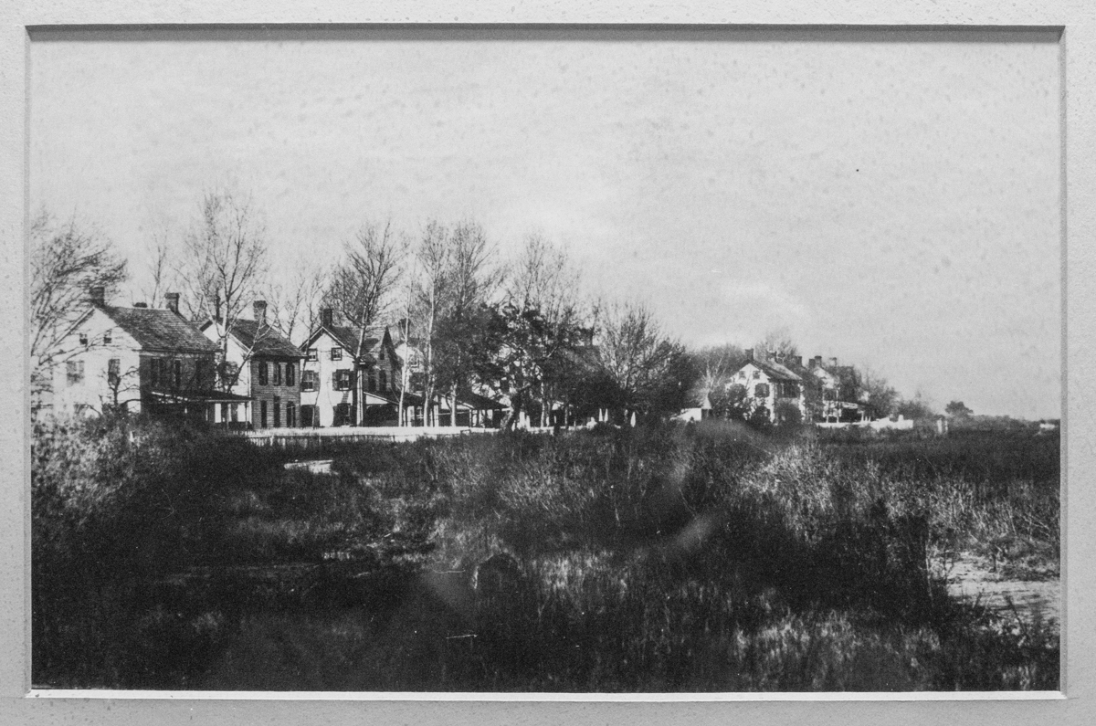 Holland Island home in the 1800's