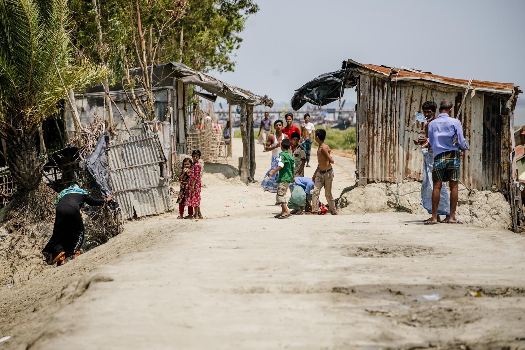 Kutubdia, Bangladesh