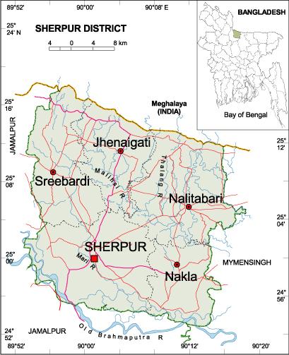 Sherpur District