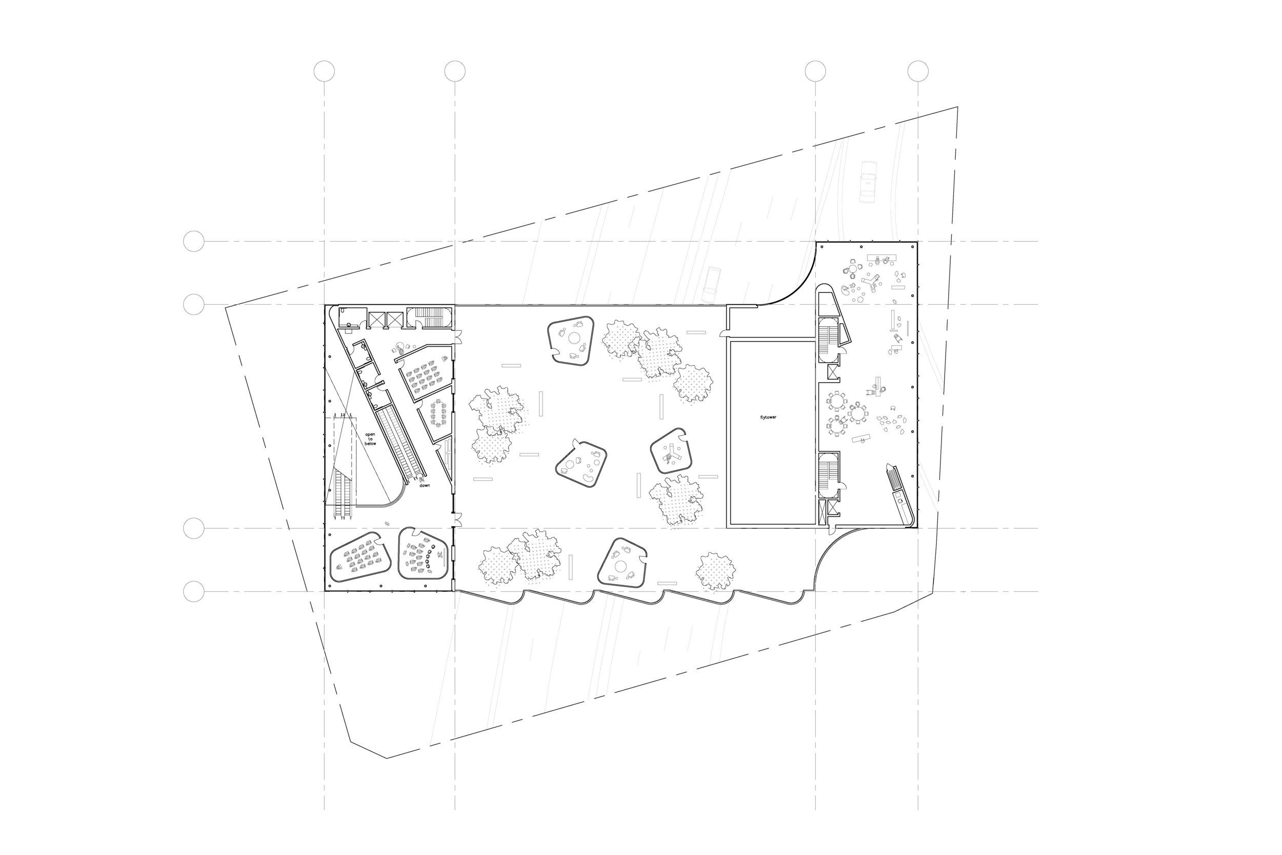 Level 5, Sky Lobby / Elevated Public Plaza