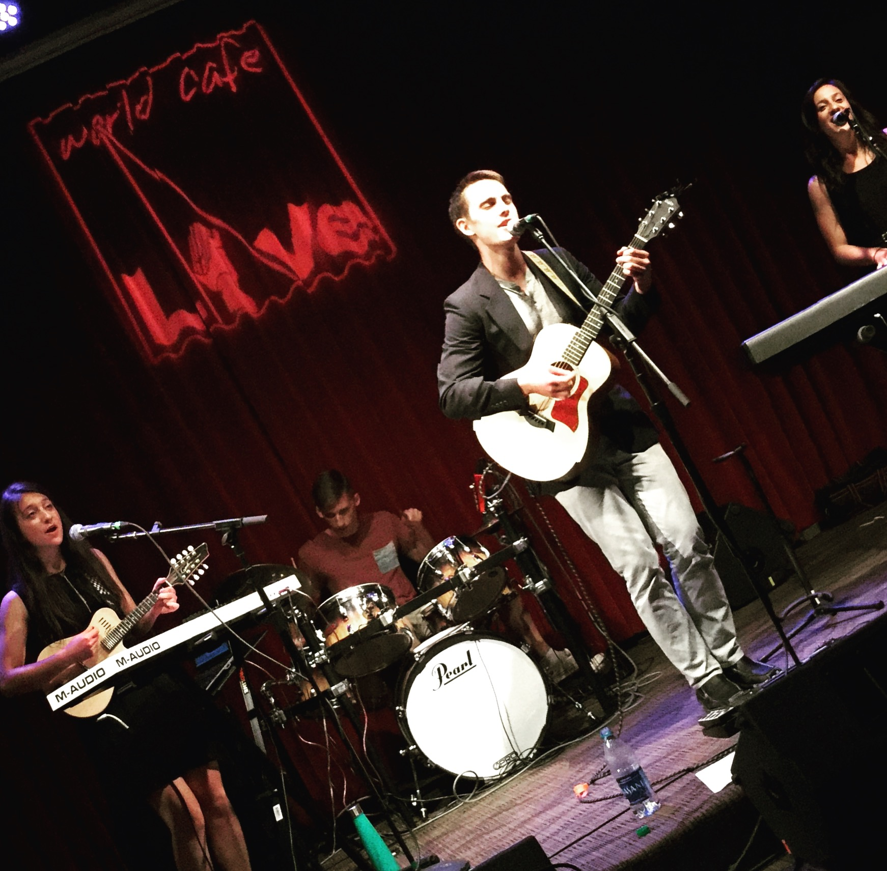 World Cafe Live in Philly